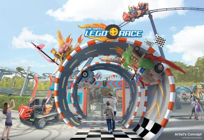 Parques Legoland turbinam as montanhas-russas com realidade virtual
