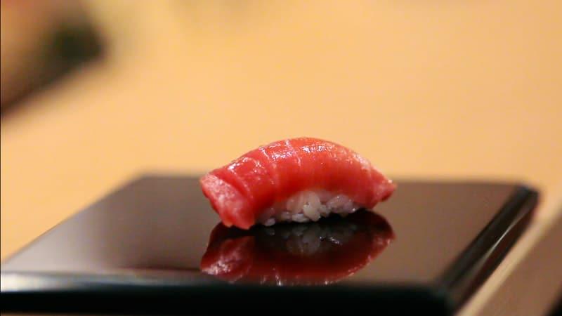 Sukiyabashi Jiro o melhor sushi do mundo!