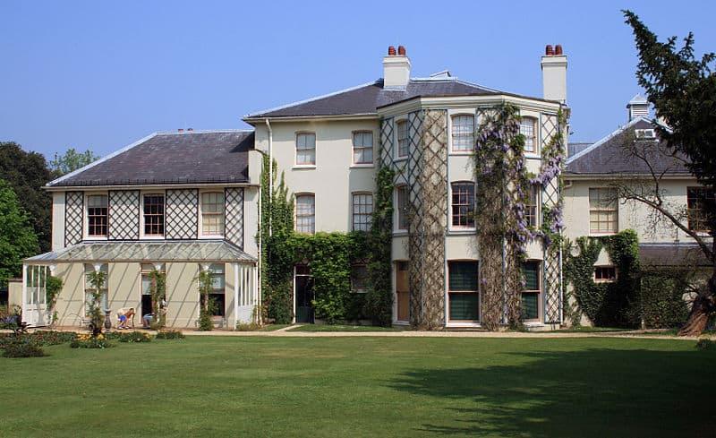 Down House, a casa de Charles Darwin em Londres