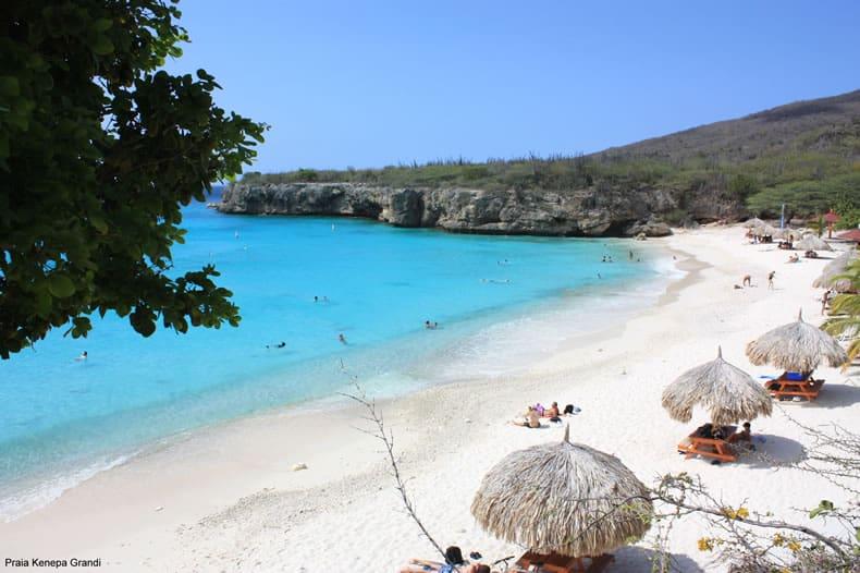 curacao destinos mais baratos no Caribe