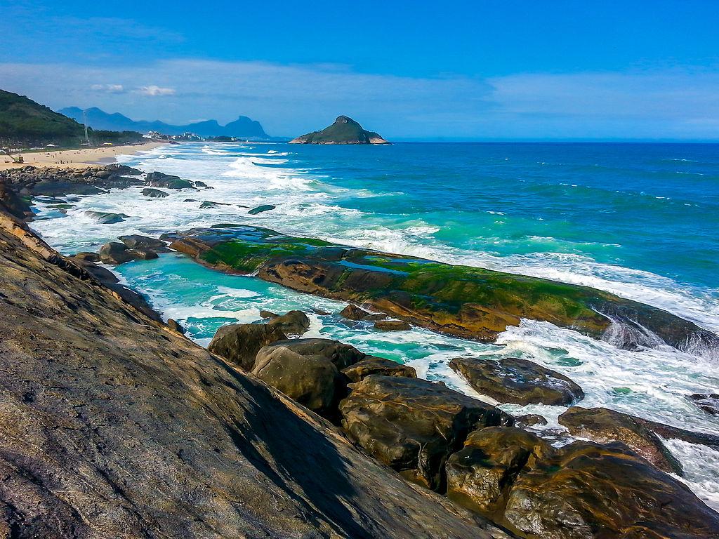Praia do Secreto, no Rio de Janeiro, é um pequeno paraíso pouco conhecido
