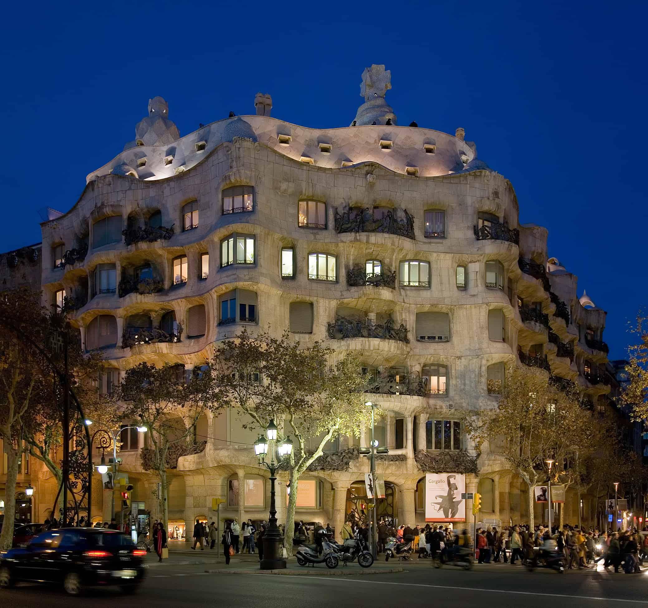 Barcelona: o paraíso da arquitetura