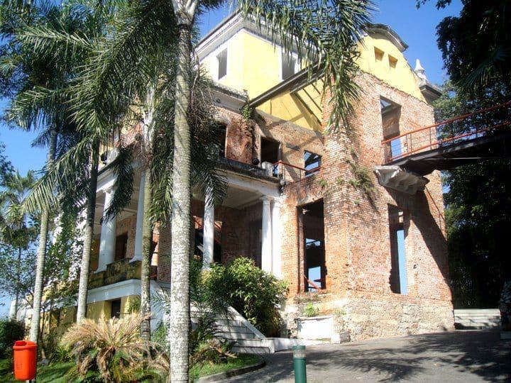 Que tal explorar o Parque das Ruínas, no Rio de Janeiro?