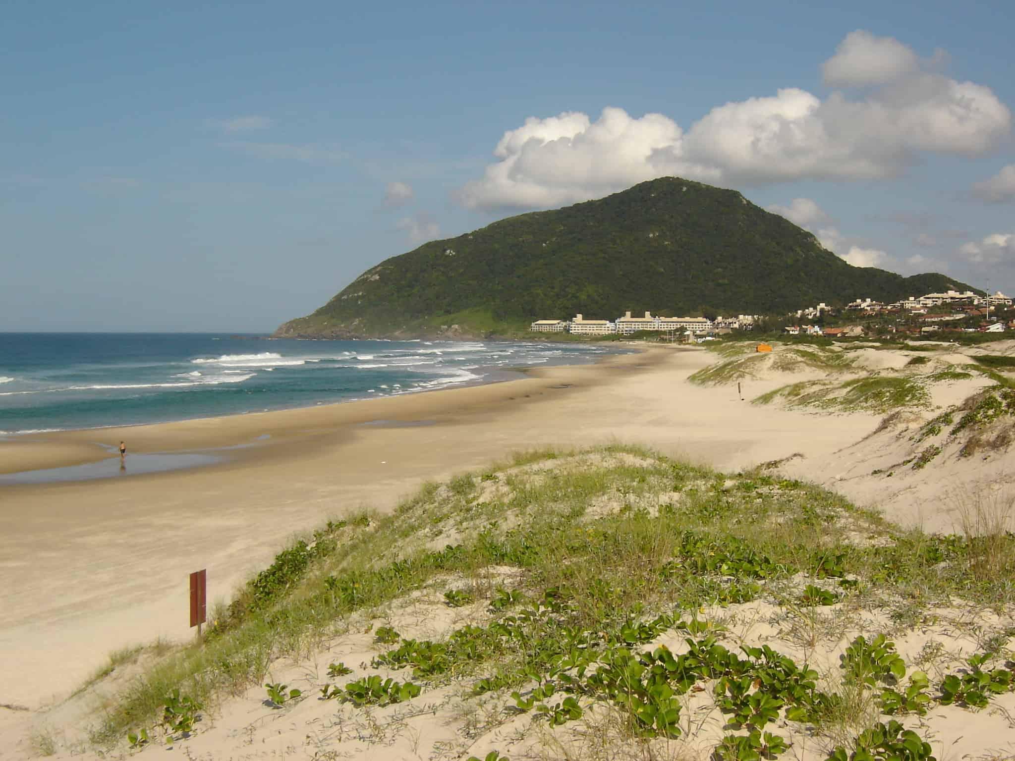 Santinho Beach, Santa Catarina Island