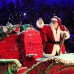 Natal em Gramado é celebrado com festival de luzes e espetáculos