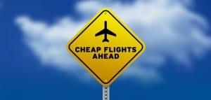 Como encontrar passagens aéreas baratas?