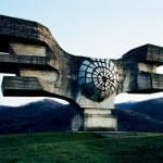Descubra os fascinantes monumentos futuristas da guerra na antiga Iugoslávia