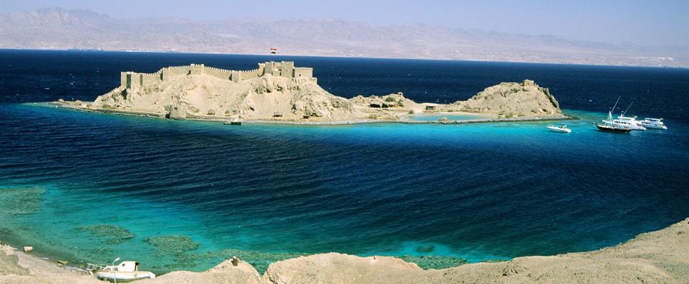 10 lugares imperdíveis no Egito