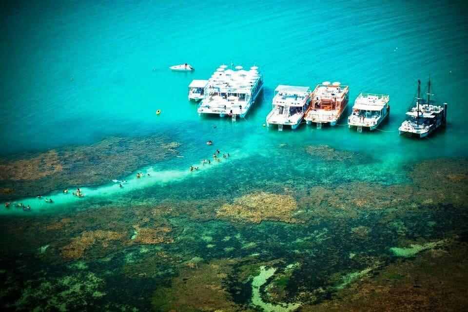 piscinas naturais no brasil