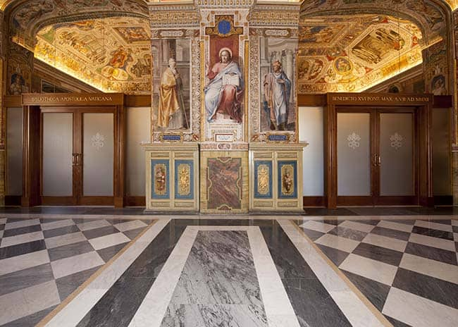 Vaticano-Biblioteca4