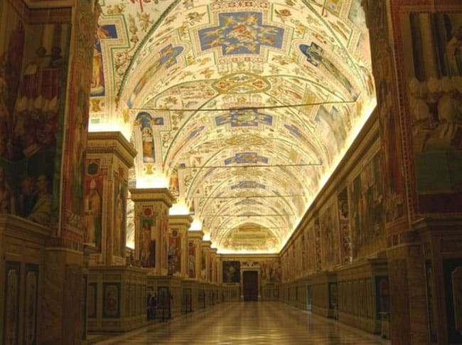 Vaticano-Biblioteca7