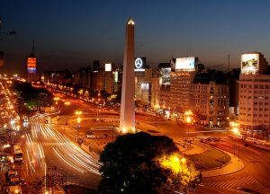 Buenos Aires virada de ano
