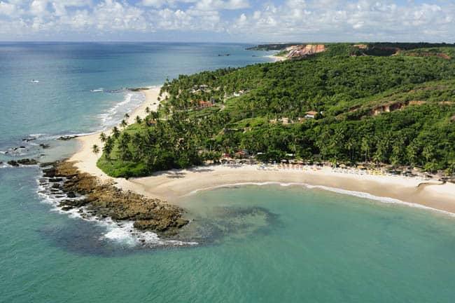 lugares diferentes no Brasil - conde