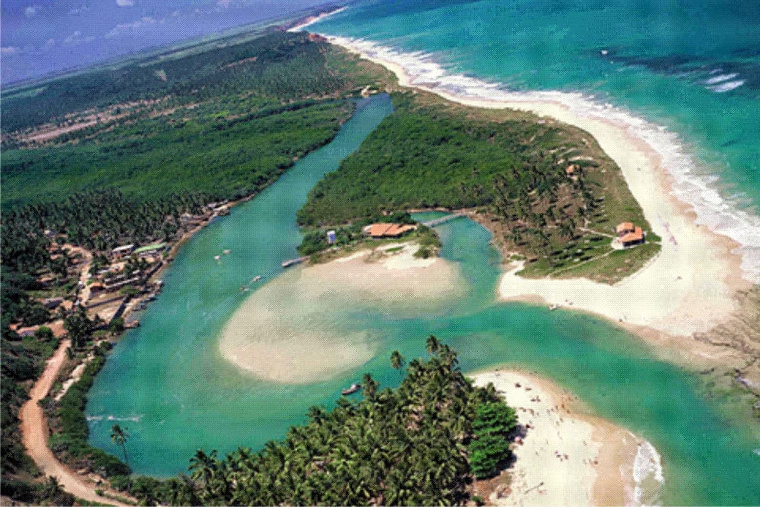 lugares diferentes no Brasil - Dunas-de-Marapé
