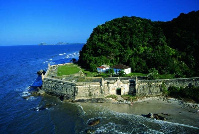 lugares diferentes no Brasil - Ilha do Mel