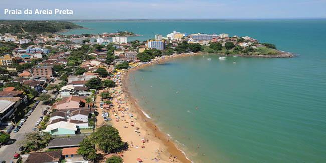 lugares diferentes no Brasil - iriri