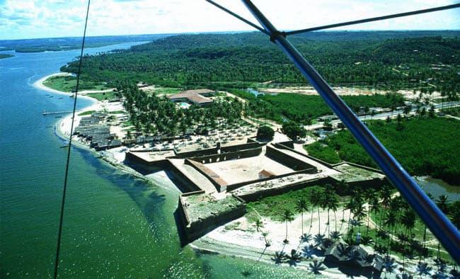 lugares diferentes no Brasil - itamaraca2