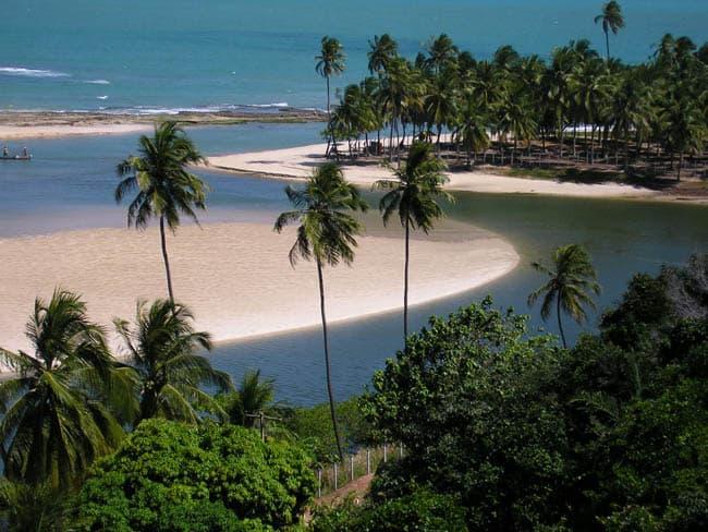 lugares diferentes no Brasil - dunas