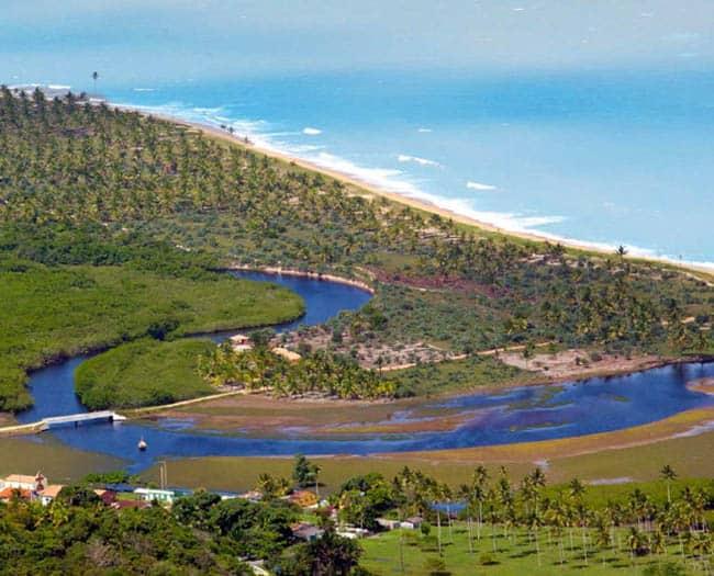 lugares diferentes no Brasil - mogiquicaba