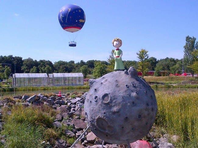Parque do Pequeno Príncipe, na França, traz toda a magia da história para a vida real