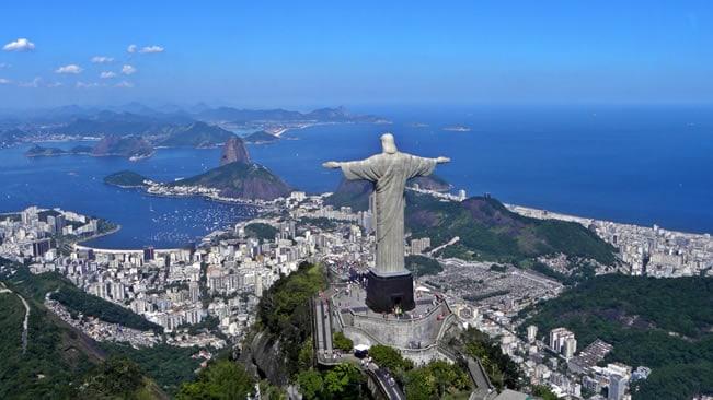 Reveillon no Rio de Janeiro