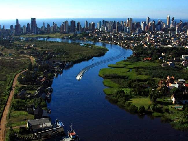 lugares diferentes no Brasil - Torres