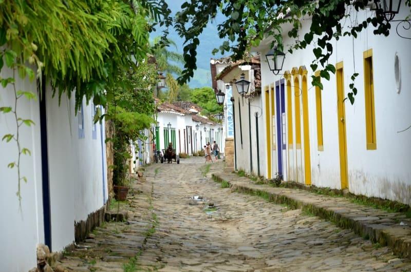 cidades charmosas no brasil