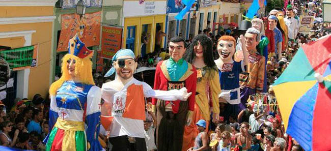 Confira lugares para viajar no Carnaval