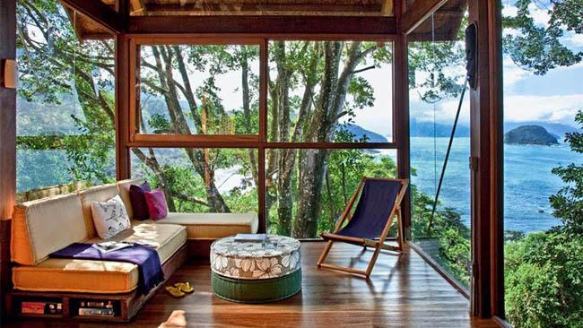 casas na árvore no Brasil 14