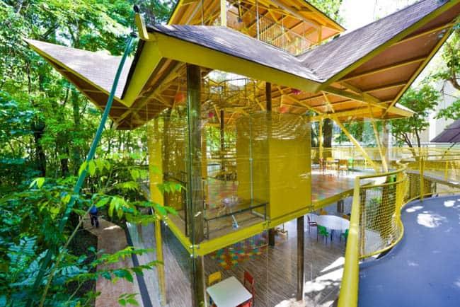 casas na árvore no Brasil 15