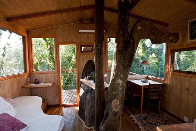 casas na árvore no Brasil 9