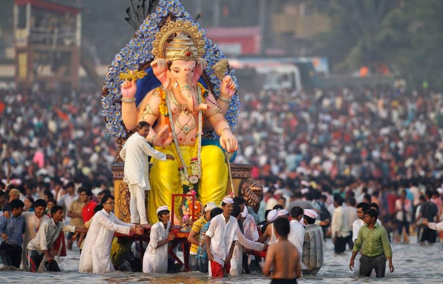 Antiga tradição indiana passa por mudança a favor do meio ambiente
