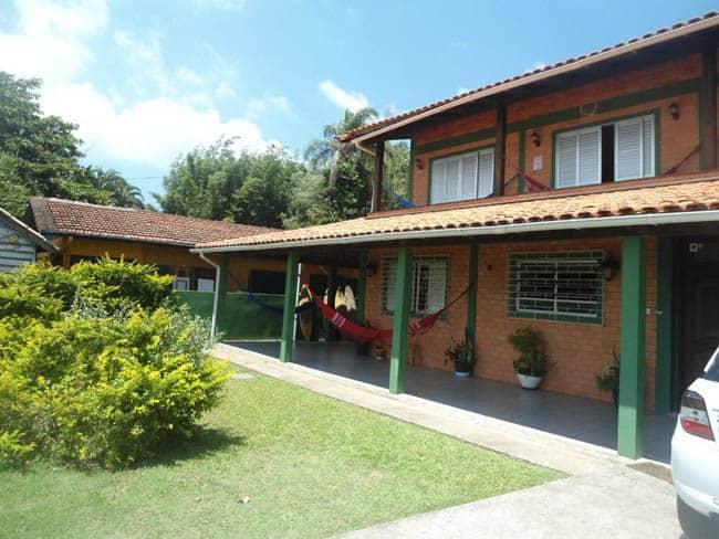 Guia de Florianópolis Hostel Energia