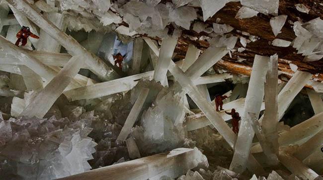 visitar o México minas_de_naica_mexico