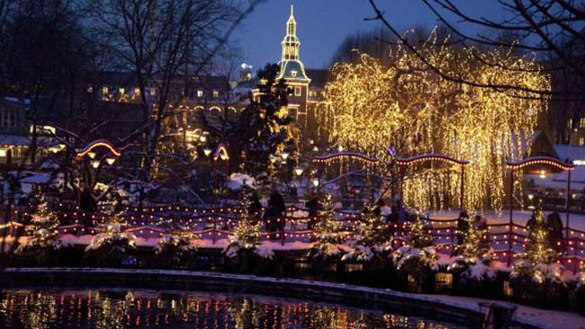 Natal Dinamarca