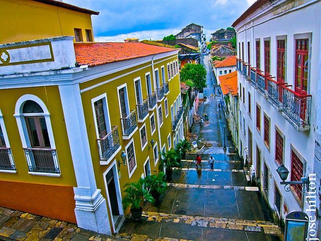 cidades históricas no Brasil Sao Luis