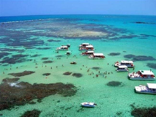 """Conheça praias que são consideradas os """"Caribes brasileiros"""""""