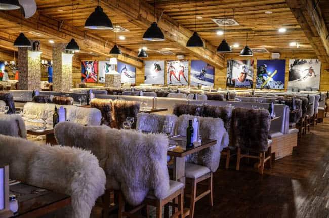 Parque Snowland Gramado restaurante