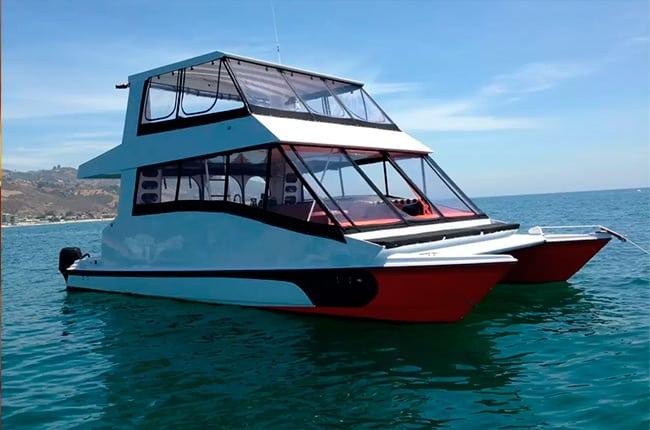 5 yachts ao redor do mundo que podem ser seus (por alguns dias)