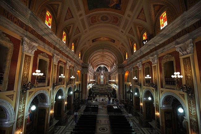 Igrejas incríveis no Brasil Catedral_Belem