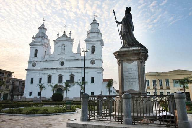 Igrejas incríveis no Brasil FOTO: CLÁUDIO SANTOS/ AG. PARÁ