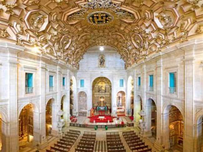 Igrejas incríveis no Brasil CatedralSalvador