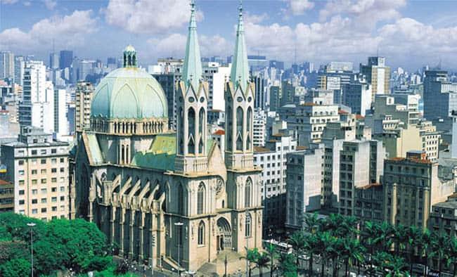 Igrejas incríveis no Brasil CatedralSe