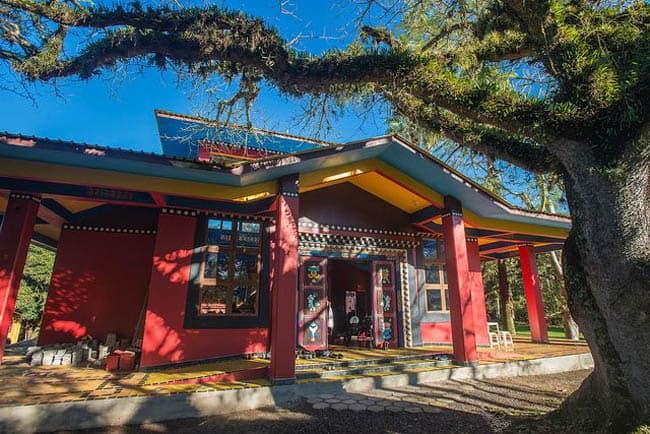 templos budistas do Brasil CEBB Poa