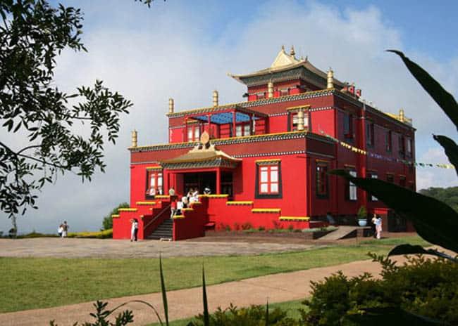 templos budistas do Brasil Chagdud Gonpa