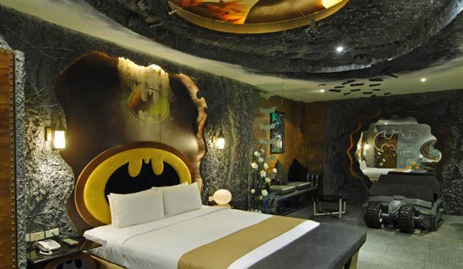 5 hotéis para fanáticos por cinema