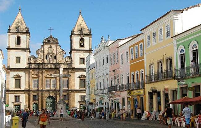 Igrejas incríveis no Brasil Igreja sao francisco