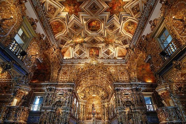 10 igrejas incríveis para conhecer no Brasil