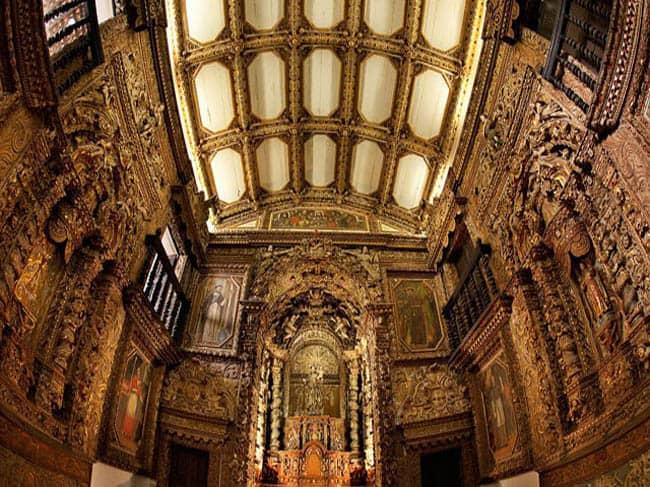 Igrejas incríveis no Brasil IgrejaSaoFranJoaoPessoa