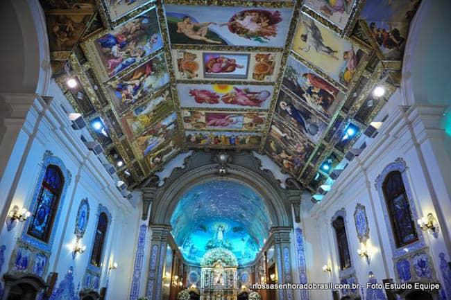 Igrejas incríveis no Brasil NSBrasil